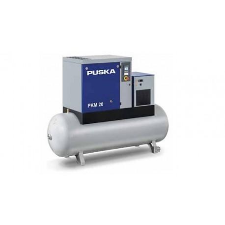 PKM 20S/10 400/50 TM500 CE. Compresor Puska de tornillo con secador