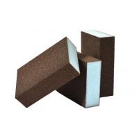 Esponja abrasiva TACO , óxido aluminio.