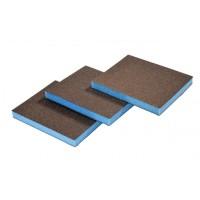 Esponja abrasiva PLANA , óxido aluminio.