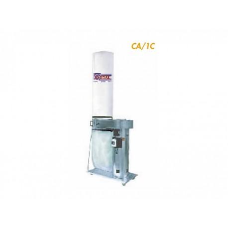 Aspirador con ruedas CA/1C (2 Hp)