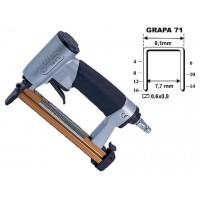 Grapadora grapa 71 hasta 16 mm