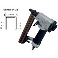 Grapadora 64-72/16 AB (grapa 64 hasta 14 mm)