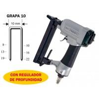 Grapadora 1022 J (grapa 10 hasta 22 mm)